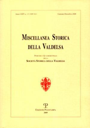 Miscellanea Storica della Valdelsa n. 309-311