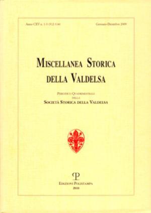 Miscellanea Storica della Valdelsa n. 312-314