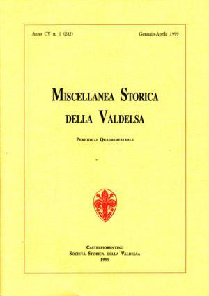 Miscellanea Storica della Valdelsa n. 282