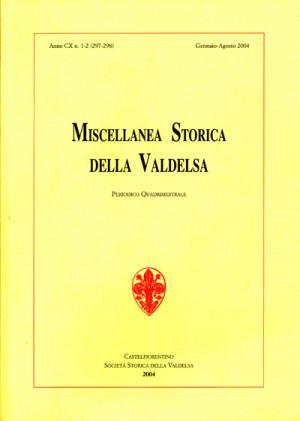 Miscellanea Storica della Valdelsa n. 297-298