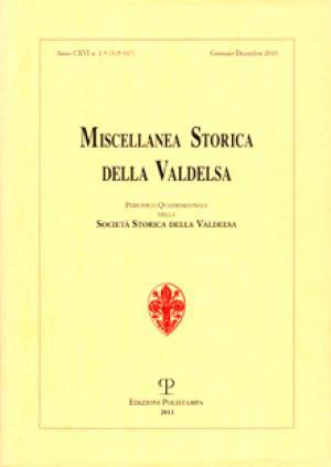 Miscellanea Storica della Valdelsa n. 315-317