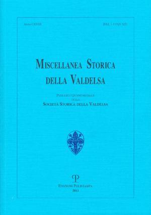 Miscellanea Storica della Valdelsa n. 321-323